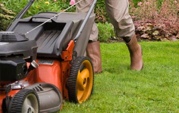 benefits of Harlow lawn mowing