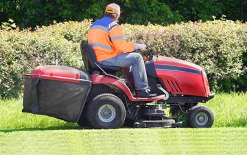 Harlow lawn mowing costs